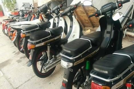 حملة أمنية تواجه خروقات الدراجات النارية بمراكش