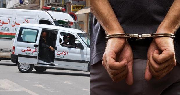 اعتقال رجل أمن بشيشاوة لسبب الإهمال الأسري