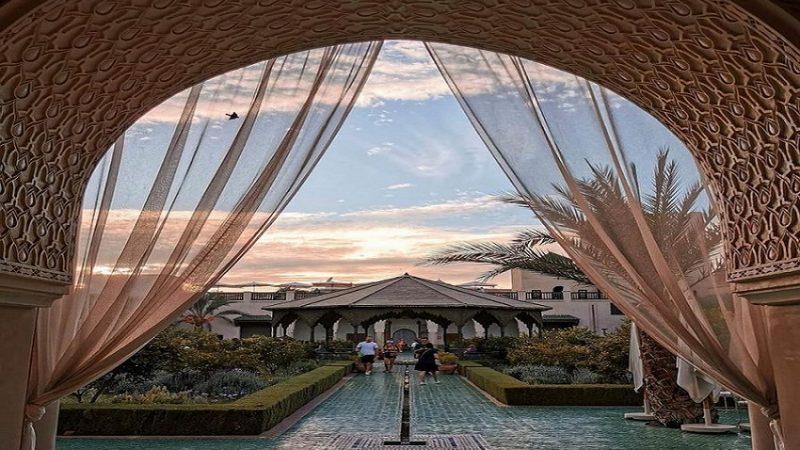 الحديقة السرية بمراكش تستقبل الزوار من جديد