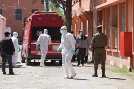 46 اٍصابة جديدة بفيروس كورونا بمراكش