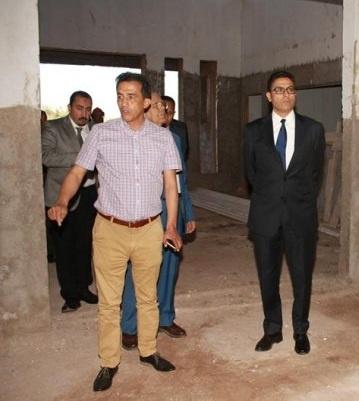 وزارة الصحة: مستشفى القرب بايت اورير ينطلق العمل به نهاية السنة الجارية