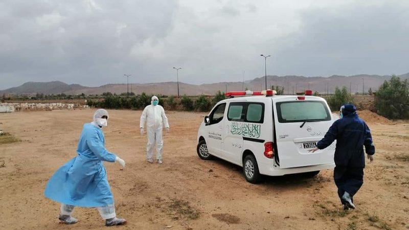 تسجيل 6 حالات وفاة بكورونا بجهة مراكش أسفي