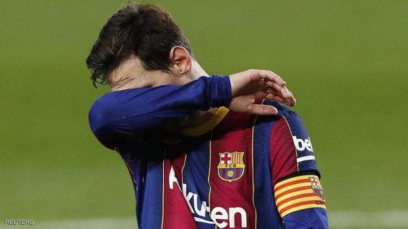 """مفاجأة في أزمة ميسي مع برشلونة.. حتى """"الحل السريع"""" ليس متاحا"""