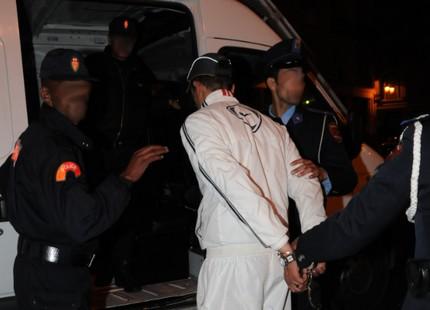 أمن مراكش ينهي نشاط عصابة متخصصة في السرقة