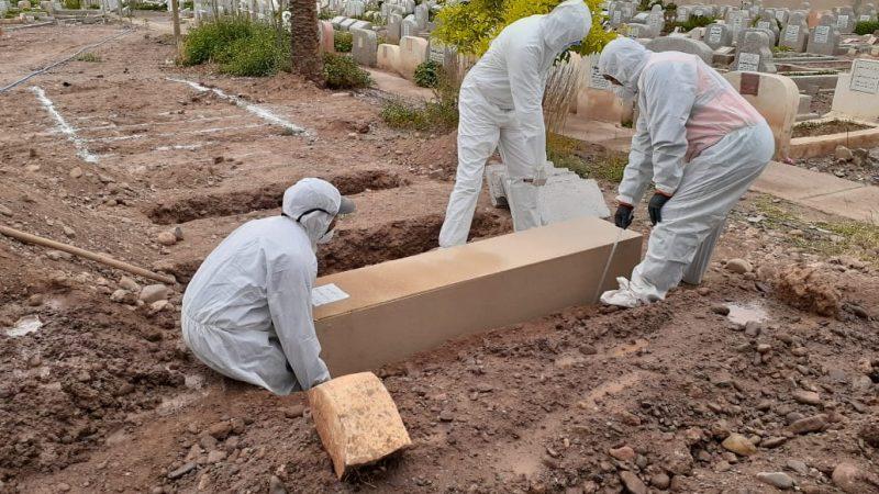 تسجيل 5 حالات وفاة بكورونا بجهة مراكش أسفي