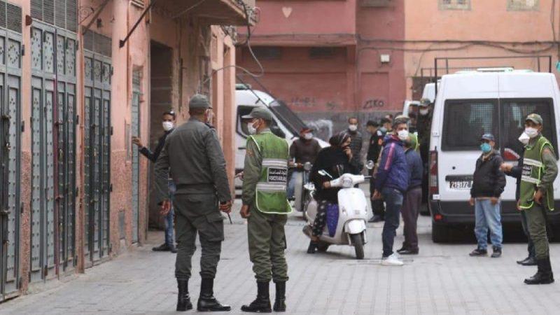 تسجيل 348 إصابة جديدة بفيروس كورونا على مستوى جهة مراكش