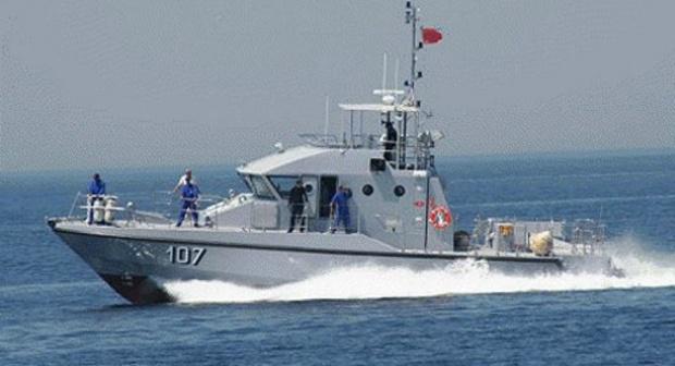 البحرية الملكية تحبط عملية تهريب أزيد من طن من المخدرات
