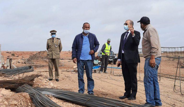 أزيد من 300 مليون درهم لانجاز مشاريع حيوية بإقليم اليوسفية