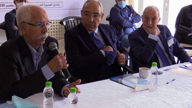 الصحراء المغربية تجمع ناشري الصحف بالمغرب لنصر قضية الوحدة الترابية