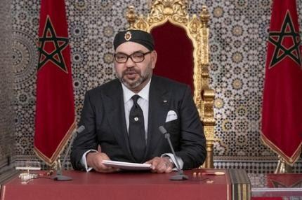 جلالة الملك يعبر للرئيس الموريتاني عن استعداده لزيارة الجمهورية الموريتانية ويدعوه للقيام بزيارة رسمية إلى المغرب.