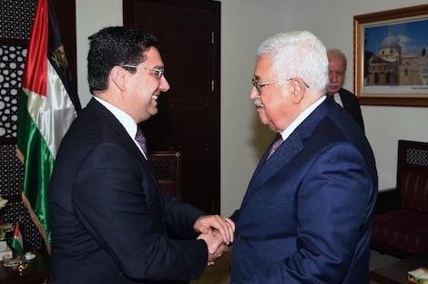 """فلسطين تنفي دعم جبهة """"البولساريو"""" وتؤكد على وحدة وسلامة وأمن المغرب"""