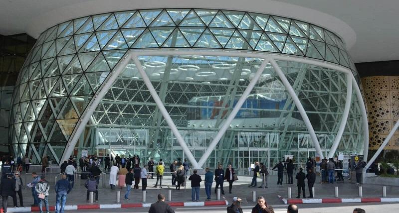 تراجع الحركة الجوية في مطار مراكش المنارة خلال شهر أكتوبر بأزيد من 94 في المائة