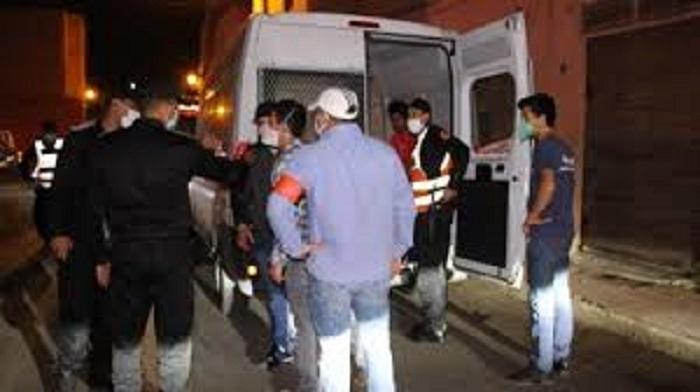 اعتقالات وحجز كمية من المخدرات في عمل أمني بأحياء المدينة العتيقة لمراكش