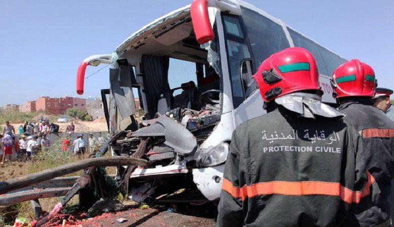 17 قتيلا و1684 جريحا في حوادث سير داخل المناطق الحضرية خلال أسبوع