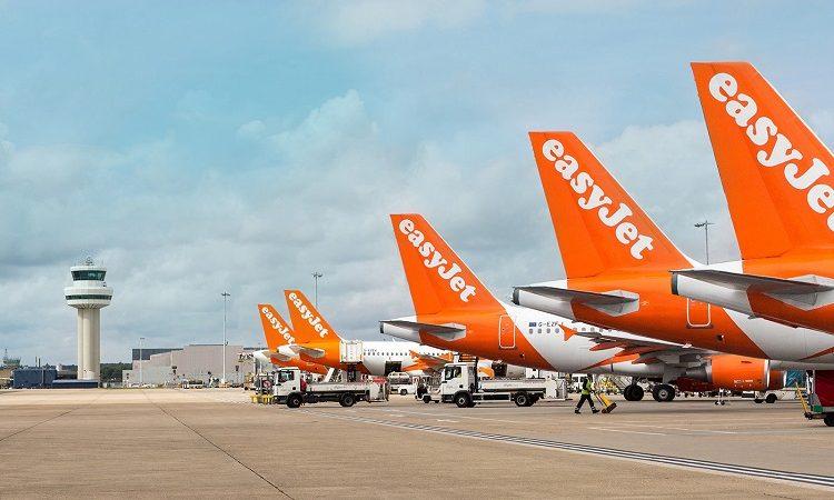 """خسائر شركة الطيران """"ايزي جيت"""" تقترب من مليار يورو بسبب تداعيات كورونا"""