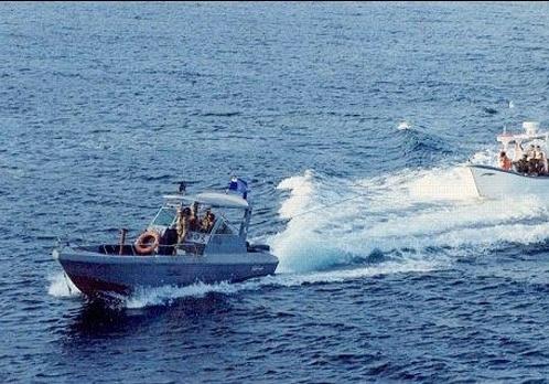 """البحرية الملكية تجهض عملية تهريب طنين من مخدر """"الشيرا"""""""