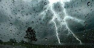 نشرة خاصة..رياح وأمطار رعدية في مناطق بالمملكة