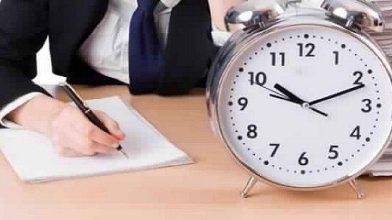 انخفاض عدد ساعات العمل في الأسبوع خلال الفصل الثالث من 2020