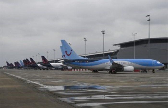 """""""توي فلاي"""" تؤجل برنامج رحلاتها في المطارات الجهوية ببلجيكا إلى غاية فبراير المقبل"""