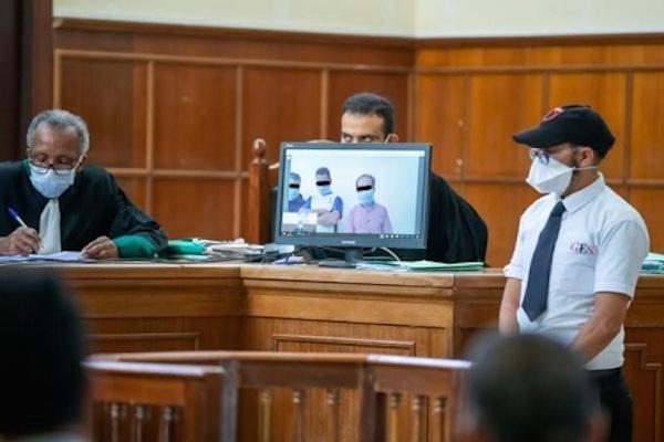 المجلس الأعلى للسلطة القضائية يكشف حصيلة جديدة للمحاكمات عن بعد