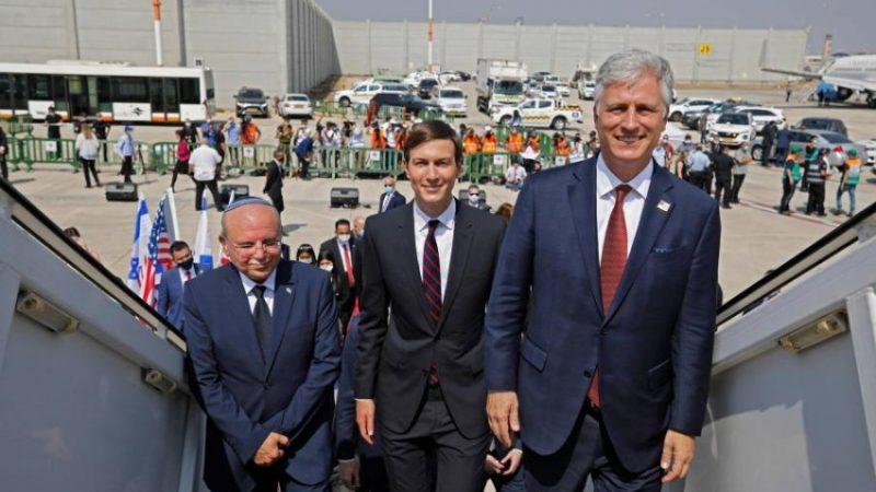 مصادر صحفية : الوفد الإسرائيلي سيلتقي بالملك محمد السادس