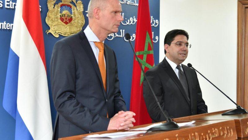 وزير الشؤون الخارجية الهولندي  يشيد بتدخل المغرب للحفاظ على حرية الحركة والتجارة عبر الحدود في منطقة الكركرات