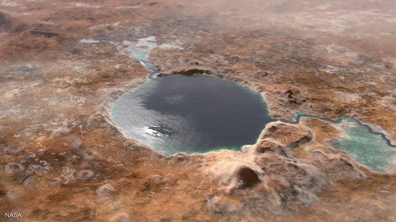 """لـ""""غزو"""" الكوكب الأحمر.. جهاز يحول """"ماء المريخ"""" إلى أكسجين"""