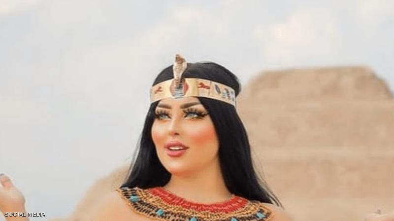 """مصر.. إخلاء سبيل """"فتاة الزي الفرعوني"""" بكفالة مالية"""