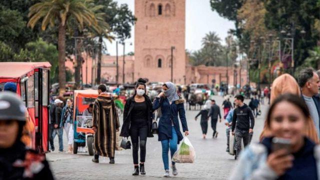 كورونا تتسلل لأجساد 3035 مغربيا 296 منها بجهة مراكش أسفي