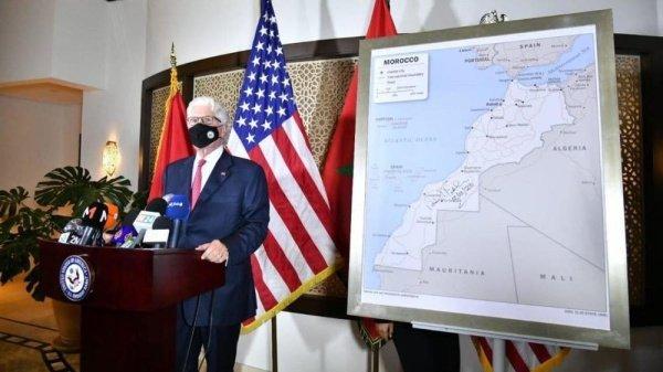 سفير واشنطن لدى الرباط:اعترفنا بمغربية الصحراء ودافعنا عن ذلك بين أصدقائنا