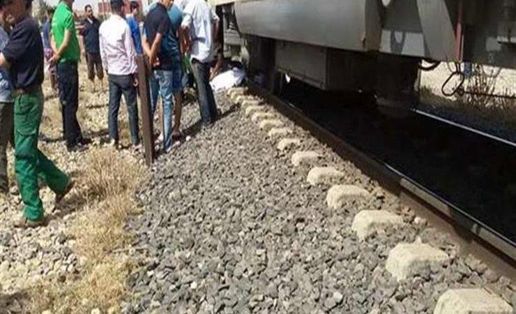 مغامرة أخذ سيلفي من فوق قطار لنقل الفوسفاط باليوسفية تنتهي بمقتل عشريني