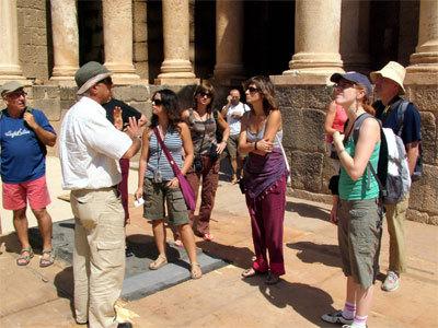 توقع تدفق الآلاف من السياح الإسرائيليين على مراكش