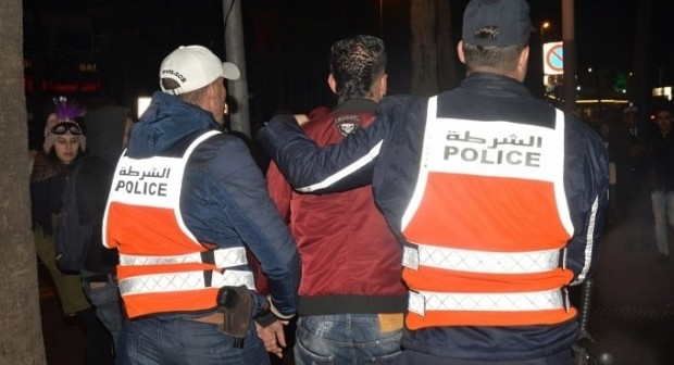 توقيف ثلاثة أشخاص يشتبه تورطهم في عملية سرقة بالخطف بمراكش