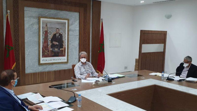 اللجنة الإقليمية للتنمية البشرية لعمالة مراكش تكشف عن حصيلتها وعن جديد موسمها المقبل