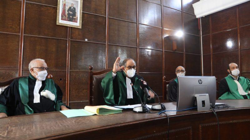 ترقية 11 قاضيا بمراكش من درجة إلى درجة أعلى