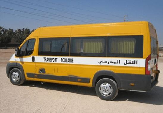 بعد طول انتظار.. تلامذة دوار الزغادنة بحربيل يستفيدون من حافلة للنقل المدرسي