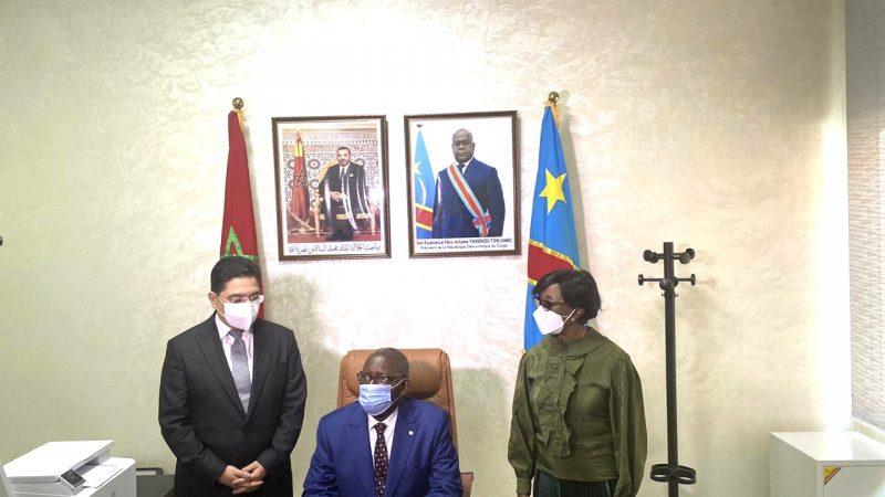 جمهورية الكونغو الديمقراطية تفتح قنصلية عامة لها بالداخلة
