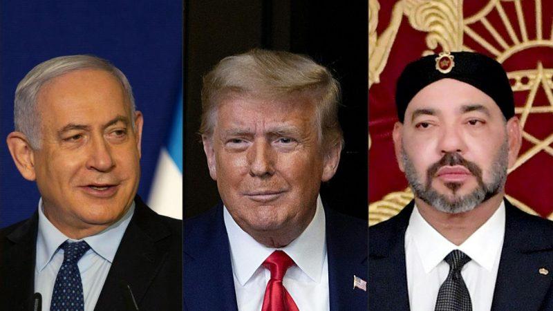 المغرب وأمريكا اعتراف متبادل، و ضخ مياه دبلوماسية جديدة مع إسرائيل..