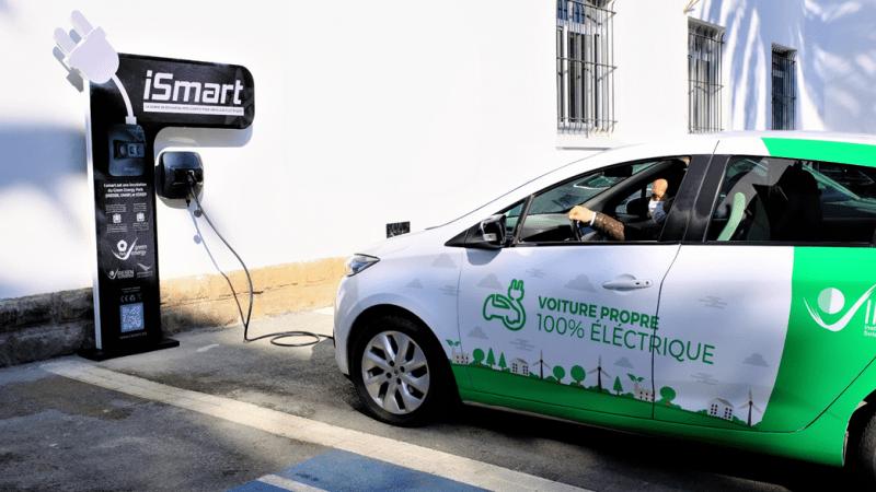 قريبا إحداث محطة ذكية لشحن العربات الكهرباء بمدينة ابن جرير
