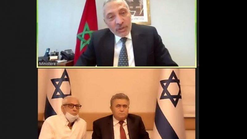 تحديد مجموعة من القطاعات الصناعية ذات الإمكانات القوية للشراكة المغربية-الإسرائيلية