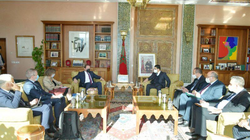 المغرب شريك ذو مصداقية للاتحاد الأوروبي في مجال تدبير ملف الهجرة