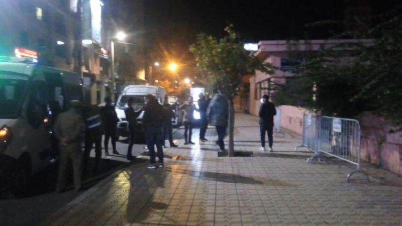 """إيقاف 25 شخصا وإغلاق """"سناك"""".. بمنطقة المسيرة مساء اليوم لخرق قرار حظر التجول"""