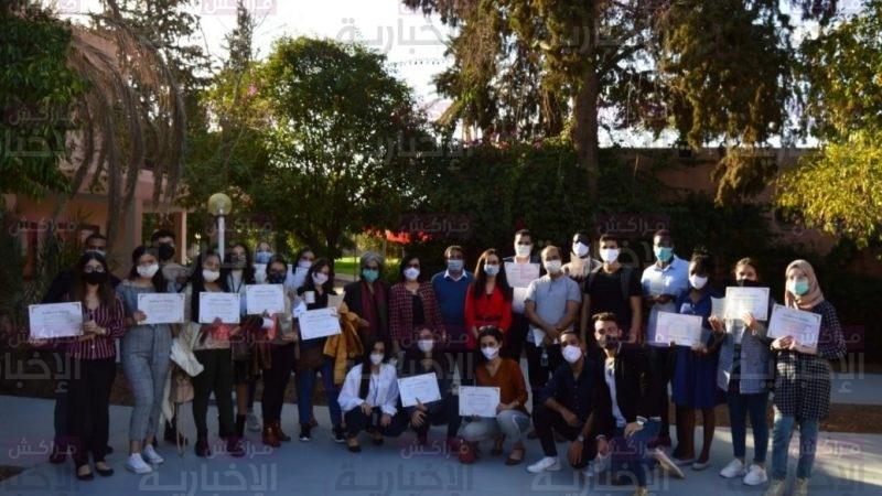 ابتكار الطالب في قلب مشروع تنمية المدرسة الوطنية للتجارة والتسيير في مراكش