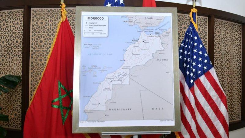 الجمعية المغربية للصحافة الجهوية تثمن الإعلان التاريخي لأمريكا بالاعتراف بالسيادة الكاملة للمغرب على صحرائه