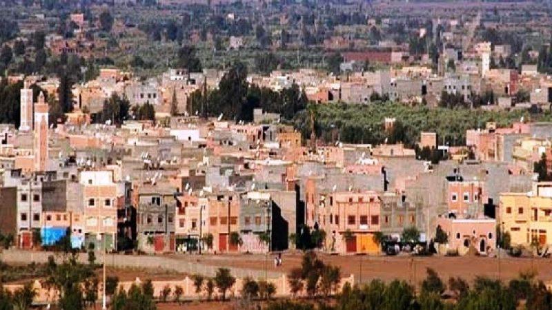 مخطط تنموي للنهوض بمدينة ايت اورير
