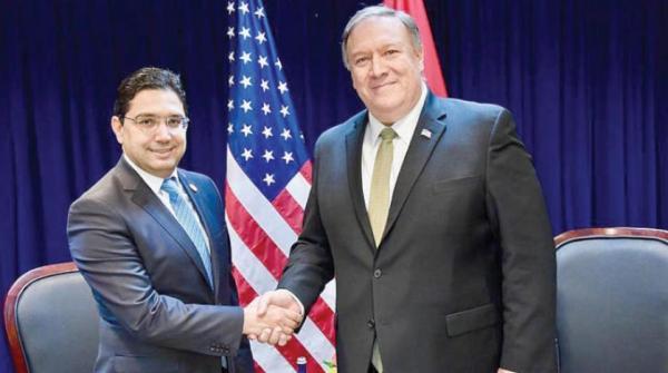 وزير الخارجية الأمريكي:المغرب يعتبر نموذجا للتسامح بالنسبة للمنطقة والعالم