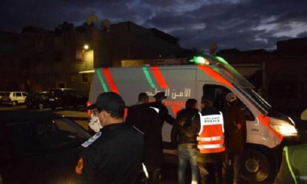 توقيف شخص بسيدي يوسف بنعلي اقترف العديد من عمليات السرقة