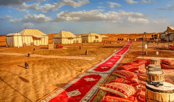 مهرجان موسيقي في الهواء الطلق على مدى خمسة أيام في مراكش