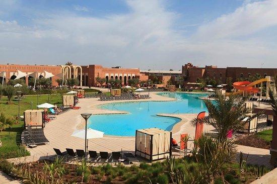 """مجموعة """"كابا"""" السياحية تعلن فتح نواديها في سبع وجهات من ضمنها مراكش"""