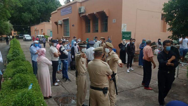 تسجيل 420 إصابة جديدة بفيروس كورونا على مستوى جهة مراكش